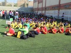 فستيوال مدارس فوتبال استان تهران - مرداد 96