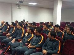 برگزاری کلاس C آسیا