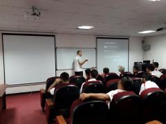 برگزاری کلاس C آسیا در ورزشگاه کاوه