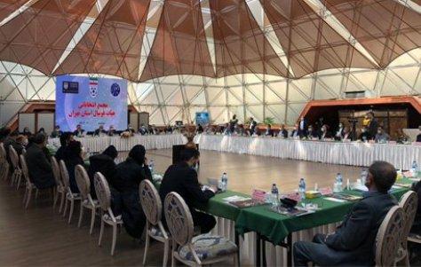 دکتر شیرازی رئیس هیات فوتبال تهران باقی ماند