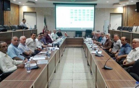 کلاس دانش افزایی ناظران داوری برگزار شد