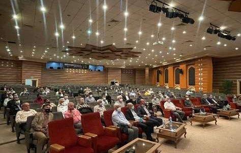 همایش ناظرین مسابقات تهران برگزار شد
