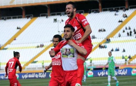 پیام تبریک هیئت فوتبال برای قهرمانی پرسپولیس