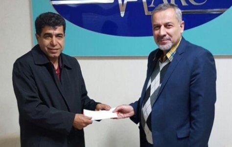 دکتر علی پورمند رئیس دپارتمان پزشکی هیئت فوتبال شد