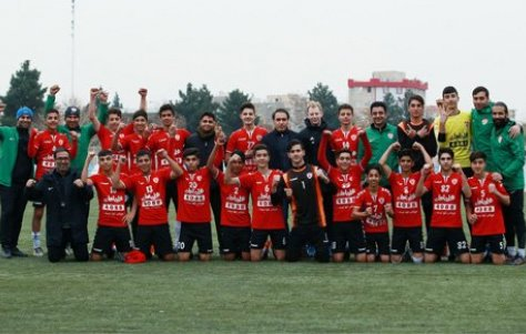 تبریک هیات فوتبال به کیا قهرمان لیگ برتر نونهالان