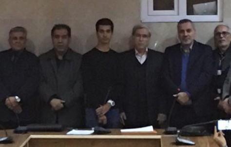 از کمک داور 18 ساله نخبه استان تهران تقدیر شد