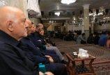 حضور گسترده جامعه فوتبال در سوگ امام جعفر صادق(ع)