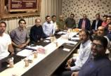 جلسه هماهنگى فستيوال مدارس فوتبال برگزار شد