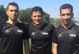 تبریک دکتر شیرازی برای انتخاب داوران تهرانی در جام جهانی