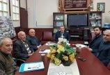جلسه کمیته فرهنگی هیئت فوتبال استان تهران برگزار شد