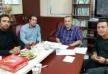 دیدار مدیر آکادمی استقلال با دکتر شیرازی