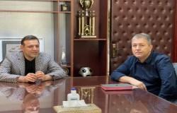 برگزاری جلسه رئیس فدراسیون با اسکوچیچ