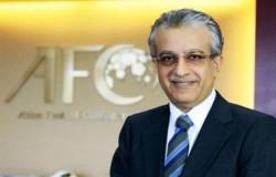 تبریک رئیس کنفدراسیون فوتبال آسیا به عزیزی خادم