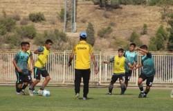 انتخابی تیم ملی زیر 19 سال آغاز شد