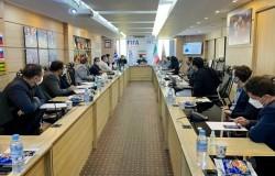 جلسه هماهنگی بازی ایران و سوریه برگزار شد