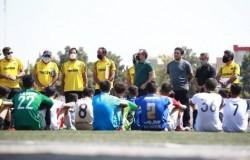 برگزاری طرح بزرگ استعدادیابی تیم ملی نوجوانان در استان تهران