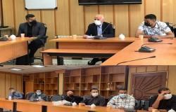 نشست هماهنگی دیدار پلی اف لیگ دو برگزار شد