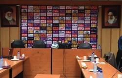 زمان نشست خبری بازی های تهران لیگ برتر اعلام شد