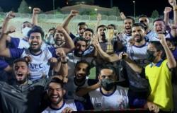 تبریک هیات فوتبال به تیم فوتبال هوادار تهران