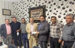 سرپرست هیات فوتبال شهریار منصوب شد