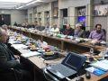 نشست روسای کمیته جوانان و استعدادیابی استانها با مسئولین فدراسیون برگزار شد