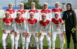 برگزاری اردوی انتخابی تیم ملی فوتبال بزرگسالان بانوان در تهران