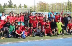 تبریک هیات فوتبال به تیم پویا دیلم آریا کیا قهرمان لیگ برتر بزرگسالان