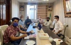 جلسه کمیته پزشکی و مسابقات برگزار شد