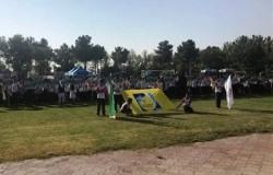 فستیوال فوتبال پسران با حضور پسران تهرانی در کرج برگزار شد