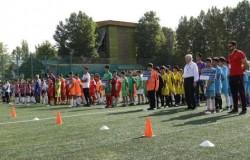 فستيوال مدارس فوتبال سال 98 برگزار شد