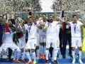 تبریک هیات فوتبال به مناسبت قهرمانی تیم ملی فوتسال