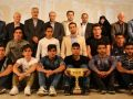 مراسم اهدای جام قهرمانان سال 96 برگزار شد