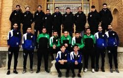 تبریک هیات فوتبال به مناسبت صعود فودکا به لیگ برتر