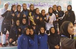 تهران قهرمان فوتسال المپياد استعدادهاى برتر دختران كشور شد