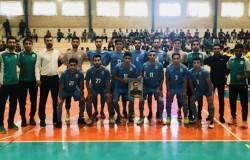 مقاومت تهران قهرمان جام حذفی فوتسال ایران شد