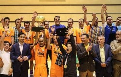 بادران و مبل افتخاری قهرمانان فوتسال جام غدیر شدند