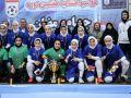 آذرمهر پارس قهرمان هفتمین دوره جام رمضان تهران شد