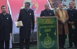تقدیر از خادمین حرم حضرت عبدالعظیم حسنی