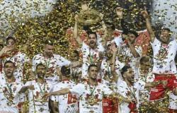تبریک قهرمانی پرسپولیس در جام حذفی از سوی هیات فوتبال