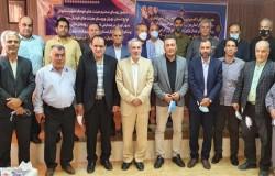 جلسه هم اندیشی با روسای هیات های فوتبال استان برگزار شد