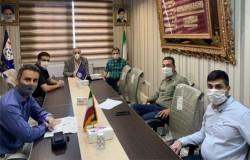 جلسه تصمیم گیری در خصوص فصل 98 فوتبال تهران برگزار شد