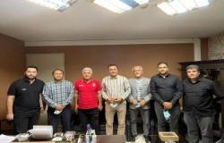 جلسه هماهنگی دربی امیدها برگزار شد