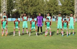  دعوت از 10 بازیکن تهرانی به اردوی تیم ملی جوانان