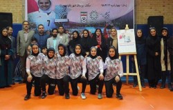 اختتامیه مسابقات فوتسال بانوان شهرداری تهران برگزار شد