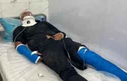 حادثه برای داور تهرانی لیگ برتر