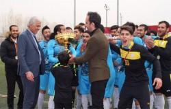 تبریک هیات فوتبال به آریا لواسان قهرمان لیگ دسته دوم بزرگسالان