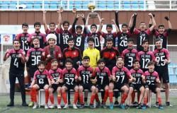تبریک هیات فوتبال به تیم مقاومت کوثر قهرمان لیگ دسته اول نونهالان