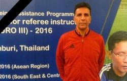 تسلیت هیات فوتبال در درگذشت ناظر فدراسیون