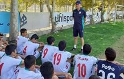 8 بازیکن از لیگ تهران به اردوی تیم ملی زیر 14 سال دعوت شدند