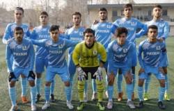 تبریک هیات فوتبال به تیم پیام قهرمان لیگ دسته اول جوانان